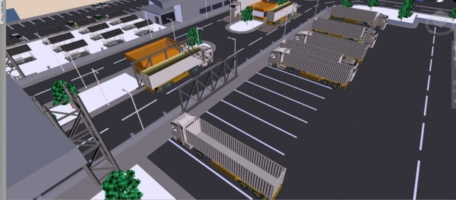 factory design detailed model 3d model dwg 1024x450 640x480 - عملیات ترافیکی شهرکی