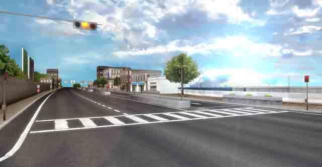 mmd  street by h ichigo d75wkj5 - خط کشی محوری ۱۴۵کیلومتر از سطح معابر منطقه ۱۰