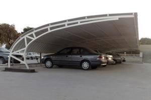 سایبان-پارکینگ-مسقف