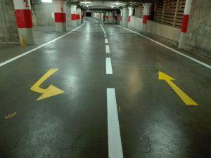 photo ۲۰۱۸ ۰۳ ۱۳ ۱۷ ۰۶ ۵۵ 2 1 300x225 - نمونه کارهای خط کشی پارکینگ و شماره گذاری و نصب تجهیزات پارکینگ