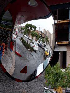photo 2019 01 06 18 40 01 225x300 - آیینه محدب ۶۰ سانت - آیینه محدب پارکینگ
