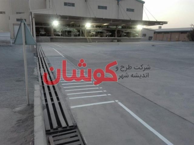 photo 2019 09 21 11 56 44 wm 1024x768 640x480 - خط کشی پارکینگ و محوطه کارخانه ایران کناف
