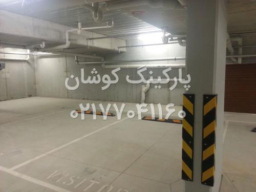 Corner guard wheelstop linemarking 1024x768 - محافظ ستون پارکینگ جنس ایرانی درجه یک + شبرنگ ۳ ساله کره ای