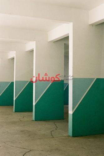 نقاشی دیوار - سقف - درب انباری