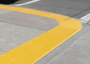 مسیر تردد نابینایان