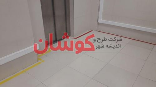 photo 2019 08 09 12 23 33 wm - اجرای خط کشی بیمارستانی با رنگ های مجزا